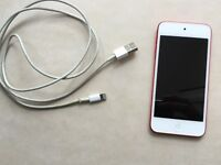 iPod touch 6th get 16 gb product red with charger