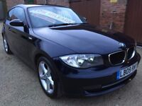 09 BMW 1 SERIES 2.0 SPORT, 1 LADY OWNER, FULL BMW SERVICE HISTORY, FROM THE RETFORD CAR COMPANY