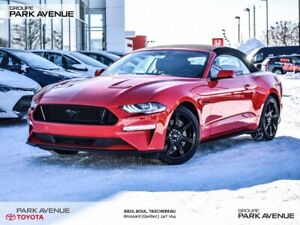 2018 Ford Mustang GT PREMIUM+CONVERTIBLE+5.0L V8
