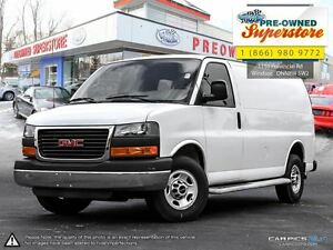 2015 GMC Savana 2500 >>>Cargo van with V8<<<