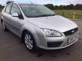 BARGAIN! Ford Focus diesel, full years MOT ready to go