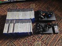 PS2 / PlayStation 2 Job lot - 2 x Consoles