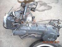 Lexmoto gladiator 125 engine, wanted