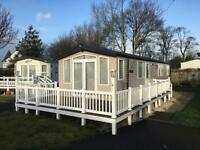Static Caravan for Sale at Seton Sands with full Decking