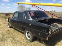 1966 chevy Nova ll price reduced to sell