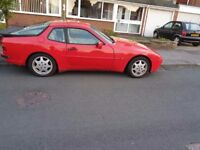 1989 Porsche 944 S (Red) Classic Car - 4 Months M.O.T - 127K Miles
