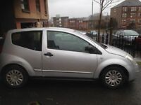 citroen c2 hdi £20 a year road tax cheap insurance