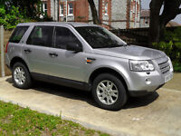 Land Rover Freelander 2 XS 5dr Automatic Diesel 4x4