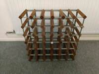 36 bottle wine rack. FREE local delivery. Farrow & Jackson.