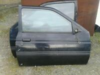 Ford Escort mk5 doors from a 3 door