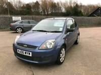 2006 ford fiesta stunning low mileage example
