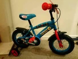 Child's bike, Thomas the tank engine - nearly new!