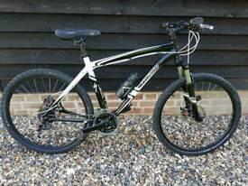 Specialised mountain bike (hard rock)