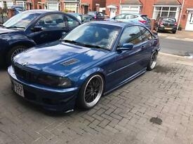 BMW e46 320ci coupe updated price drop.
