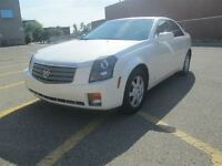 2007 Cadillac CTS 2.8L**SUNROOF*LEATHER** CERT & 3 YEARS WARRANT