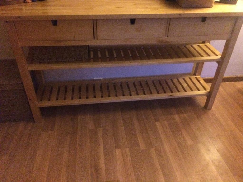 Kitchen unit sideboard