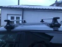 Range Rover Evoque Thule Aero Wing bars feet and fitting kit