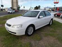 2005 Ford Fairmont Sedan Traralgon Latrobe Valley Preview