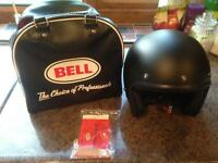 Bell Openface Motorbike Helmet