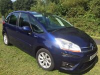 CITROEN C4 PICASSO 2.0 HDI VGR+ AUTOMATIC DIESEL 07 REG WITH FULL SERVICE HISTORY INC CAMBELT CHANGE