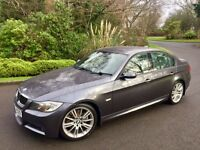 BMW 330d M sport manual with extras!