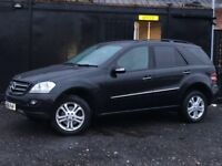 ★ MERCEDES BENZ M CLASS ML320 CDi SE 7G-TRONIC + HEATED LEATHERS + FACELIFT + XENONS ★