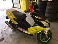 Moped 125cc 2013