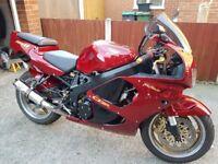 1996 Honda CBR900RR Fireblade Rebuilt to High Spec - Total Cost over £5000