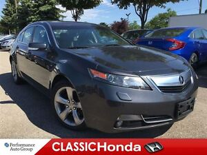 2012 Acura TL TECH PACKAGE NAVIGATION LEATHER CLEAN CARPROOF