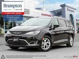 2017 Chrysler Pacifica TOURING L PLUS | CLEAN CARPROOF | 8.4 IN