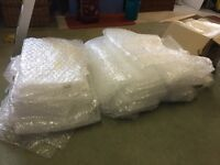 Large pieces of new other Bubble Wrap