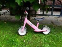 'Tiny bike' Balance bike