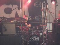 Drummer looking to start a rock/pop/indie band in Surrey