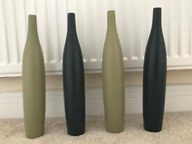 4 vases by NEXT-Excellent condition