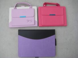 Three Brand New Tablet Cases - Please see description for their prices