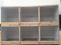Bird cages Finch/canary