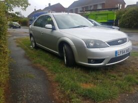 Ford Mondeo ST220 tdci