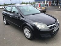 2005 Vauxhall ASTRA 1.8 Automatic , mot - June 2019 , only 66,000 miles ,focus,golf,civic,megane,207