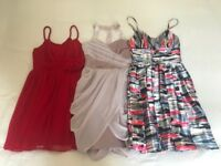 Dresses, tops, trousers, bags bundle - size 6/XS - H&M, Zara, Next, Hobbs, Oasis