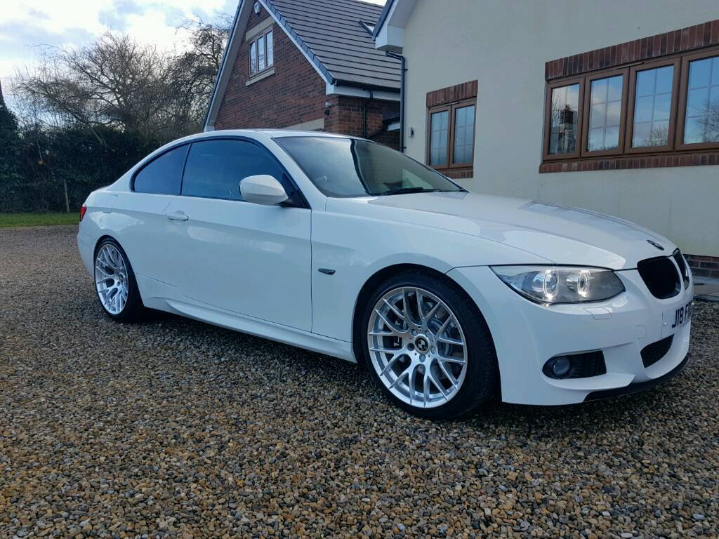 bmw e92 335d lci m sport in ingleby barwick county. Black Bedroom Furniture Sets. Home Design Ideas