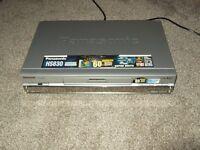 Panasonic NV-HS830 SUPER DRIVE VHS VCR (mint condition)