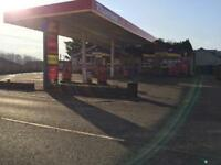 Petrol Station & Keystore Convenience Store Leasehold/Option to Purchase