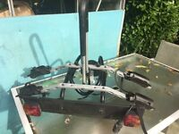 Thule 2 Bike Carrier with Tow Ball Coupling ..BIKE ..