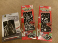 6 new items Bundle of Childrens craft sets