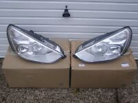 Ford SMax continental headlights. LHD