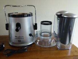 Moulinex JuiceMachine (unused)