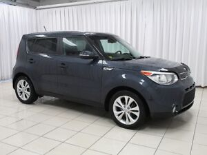 2014 Kia Soul EX+ GDI 5DR.  HIGH TRIM HATCHBACK LOADED WITH FEAT
