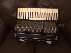 Scarlatti 120 Bass accordion