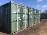 Container Self Storage near Taunton