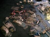 Locks, door handles and other items